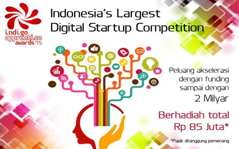 Telkom Dorong Bisnis Start Up di Indonesia Melalui Kompetisi