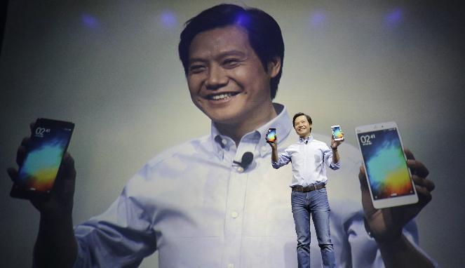 Tiongkok Kuasai 40 Persen Pasar Ponsel Pintar Global 2014