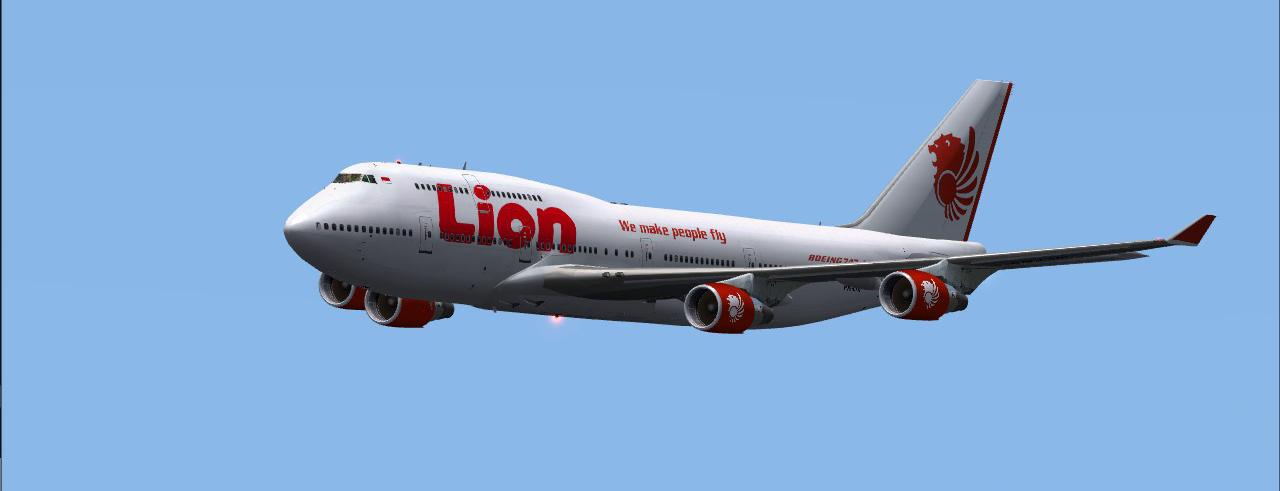 Tarif Tiket Pesawat Turun, Lion Air Pesimis Penumpang Meningkat