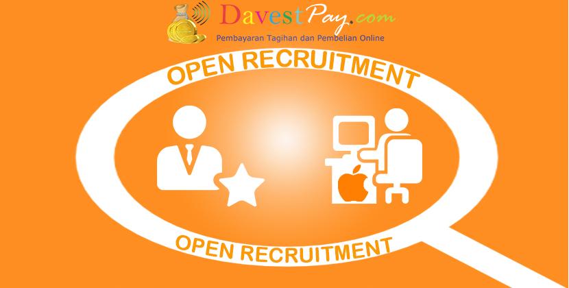 DavestPay.com Membuka Lowongan Kerja