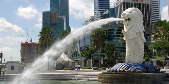 Promo Tiket Pesawat Singapura Di Bawah Sejuta