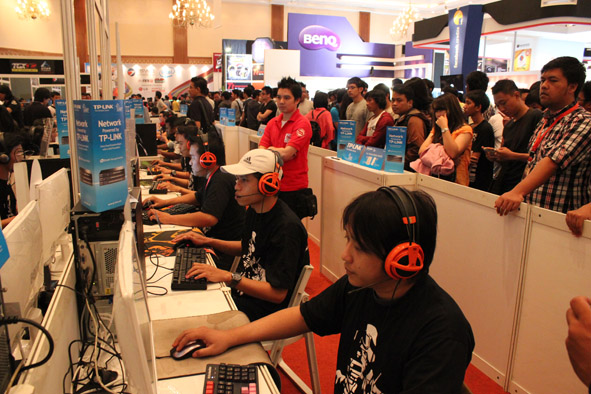 Industri Gaming Di Indonesia Didominasi Pihak Asing