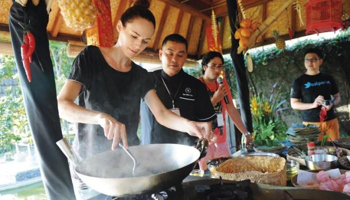 Bersiap Menjelajah Kuliner Di Ubud Food Festival