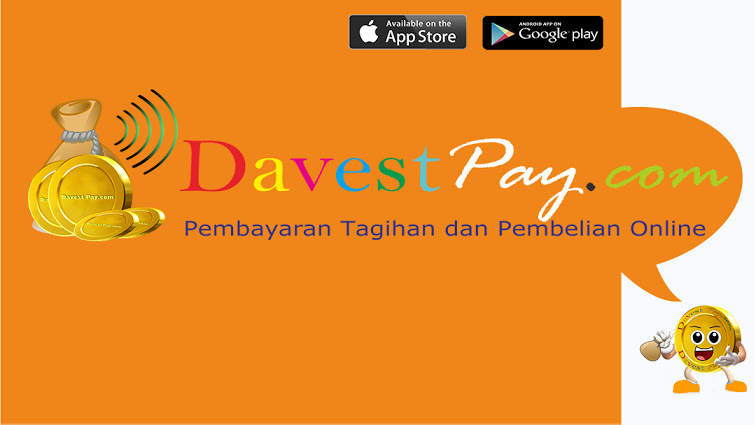 Cara Membeli Pulsa di Davestpay.com
