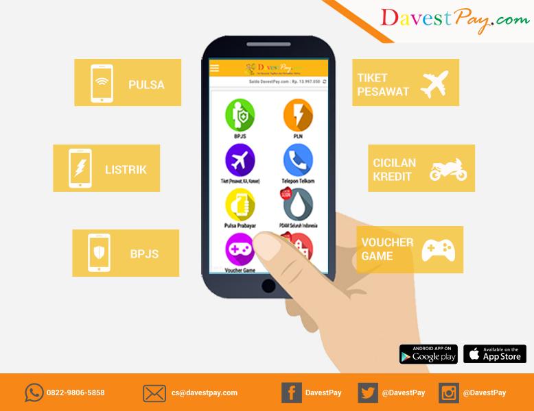 DavestPay.com Merealisasikan Pembayaran PDAM Online di Daerah