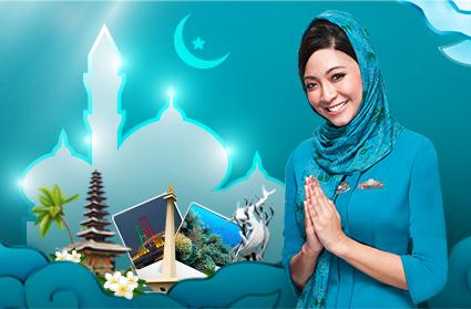 Jual Tiket Pesawat Murah Jelang Ramadhan