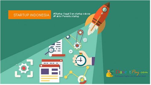 DavestPay: Startup Indonesia yang Gagal dan Sukses | Faktor Penentu Startup