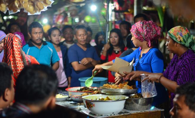Tempat Makan Enak di Surabaya Malam Hari
