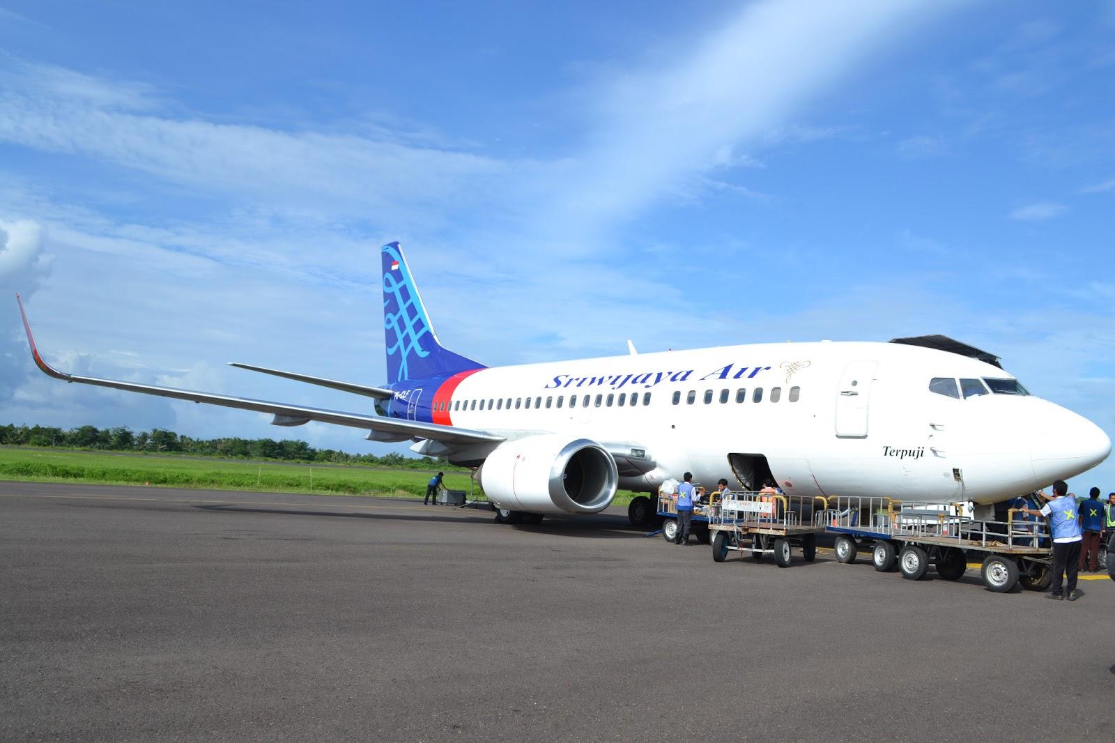 Perpindahan Terminal Sriwijaya Air di Bandar Udara Internasional Soekarno Hatta