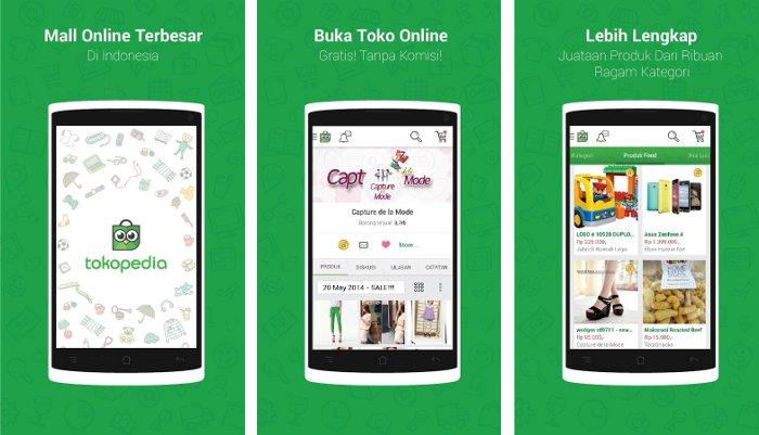 7 Aplikasi Mobile Untuk Berjualan Online