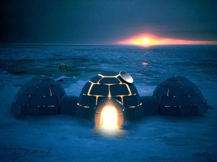 Hotel Iglo Mewah di Antartika, Inikah Hotel Terpencil di Dunia?