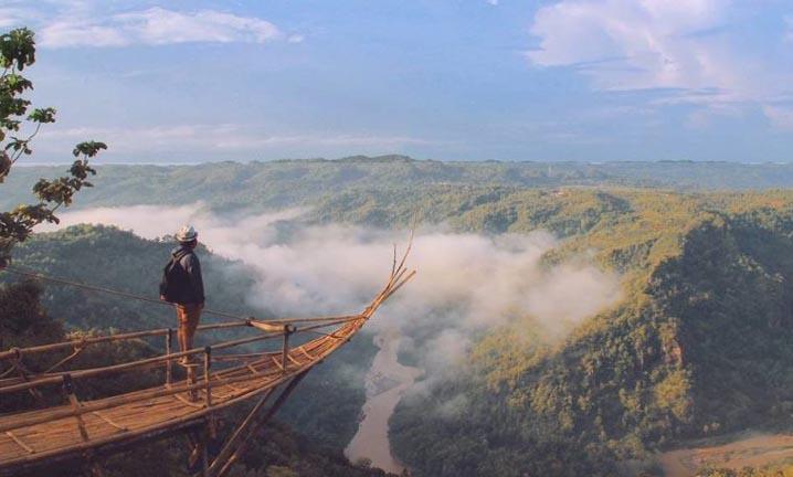 Jurang Tembelan, Opsi Lain untuk Berburu Sunrise di Yogyakarta