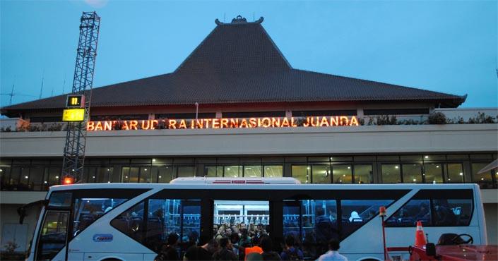Bandara Internasional Juanda Menjadi Bandara Paling Tepat Waktu di Dunia