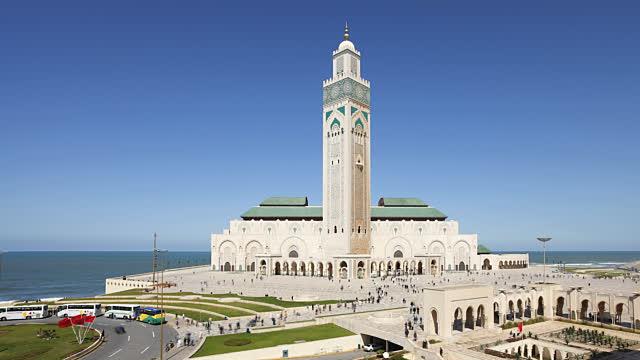 Masjid Hijau Inspirasi Untuk Maroko Menghemat Energi