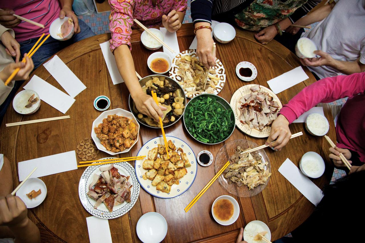 5 Makanan Mewah Nan Mahal Saat Imlek