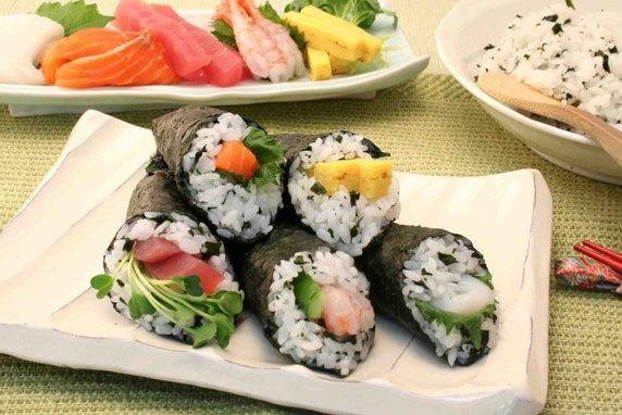 Ini Dia Perbedaan Sashimi dan Sushi