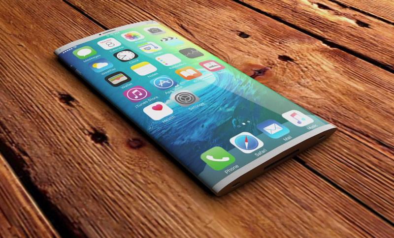 Bocoran Iphone Generasi Baru Tanpa Tombol Home