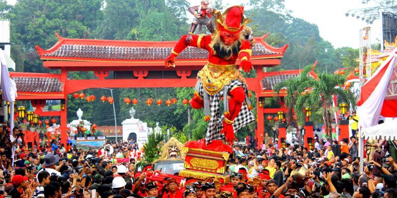 Catat, Festival Cap Go Meh di Bogor