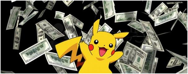 Pokemon Go Raup Keuntungan Hingga 500 Juta Dollar AS
