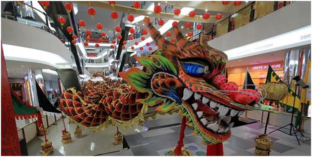 Festival Cap Go Meh Singkawang di Meriahkan Dengan Naga Sepanjang 178 meter