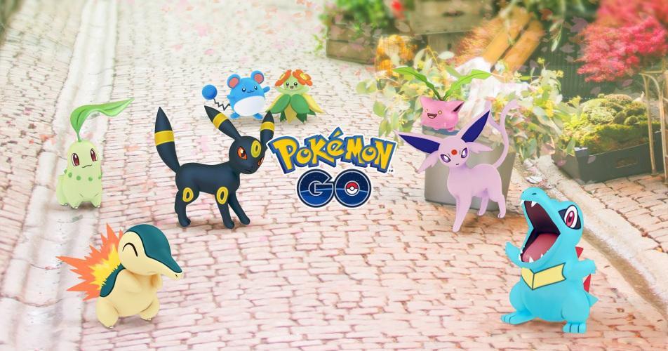 Update Game Pokemon Anda dan Temukan 80 Monster Pokemon Baru