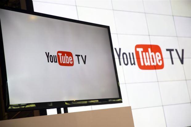 "Youtube Rilis Saluran TV ""Streaming"" Berbayar"