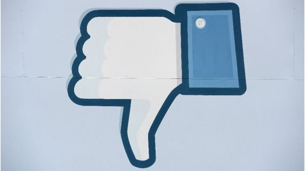 "Facebook Kini Uji Coba Tombol ""Jempol ke Bawah"" di Messenger"