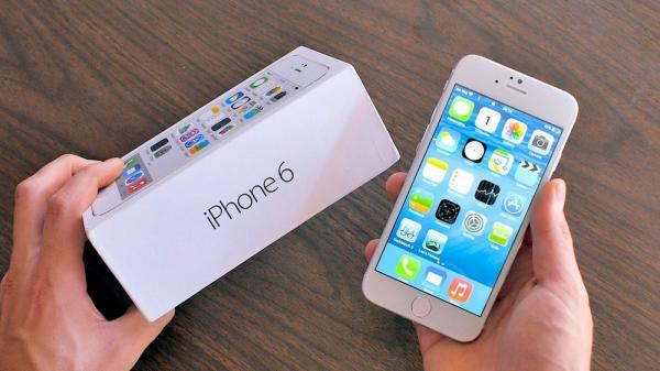 Apple Rilis iPhone 6 32 GB Secara Diam-diam