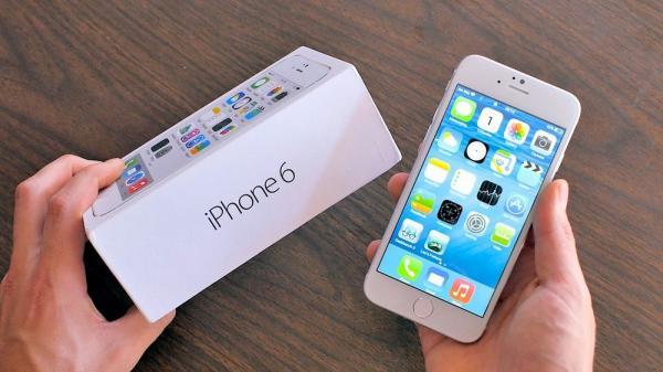 Apple Rilis iPhone 6 32 GB Secara Diam-diam