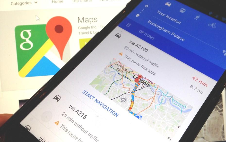Google Maps Sedia  Fitur Bagi yang Sering Lupa Tempat Parkir