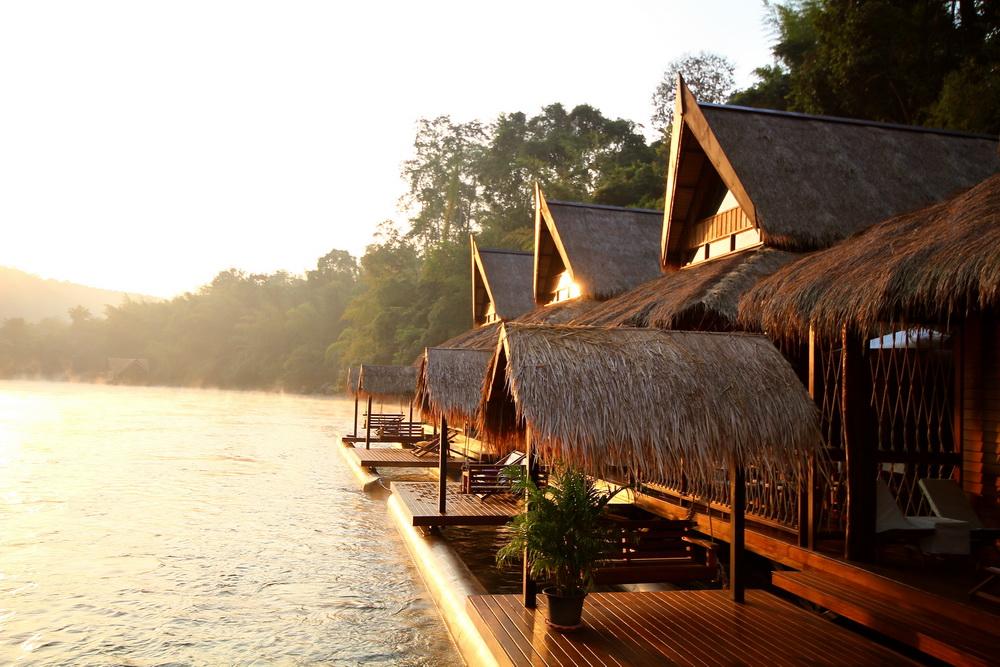 Hotel Mengapung Terbaik Dunia, dari Thailand hingga Kanada !