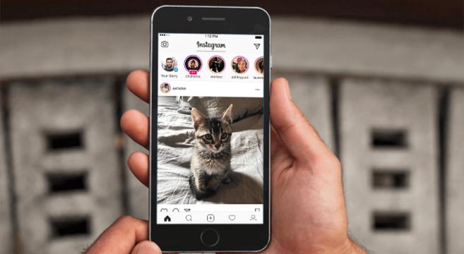 Nonton Stories di Instagram Kini Dapat dari Home Feed