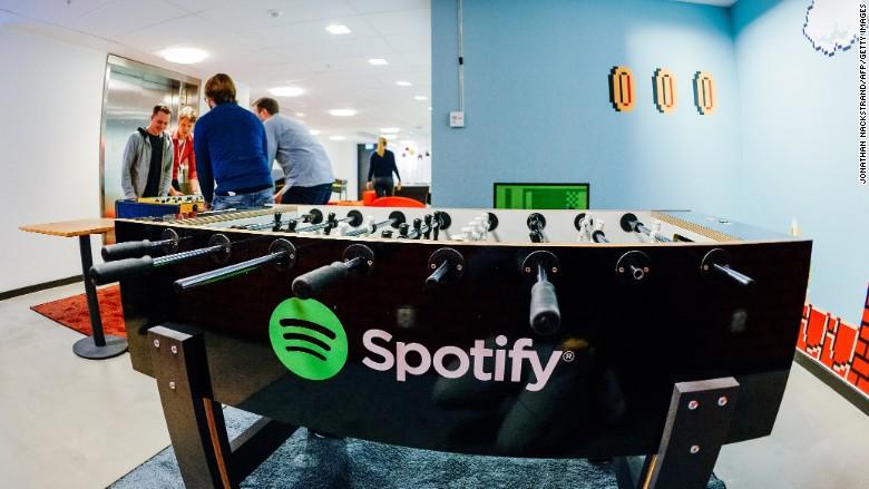 Google Beri Mahar Rp 542,9 Triliun Untuk Akuisisi Spotify