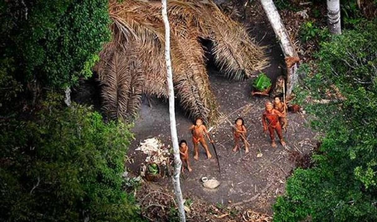 Pulau Sentinel Jadi Kediaman Suku Terkuno di Dunia
