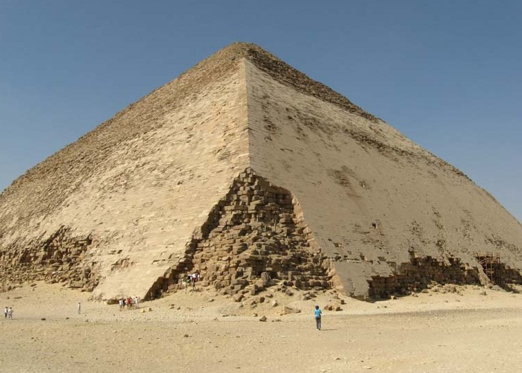 Piramida Tertua Ditemukan di Mesir