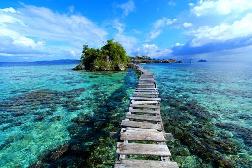 Eksplor Indonesia ! Liburan Ke Togean, Harus Datangi Tiga Pulau Cantik ini !