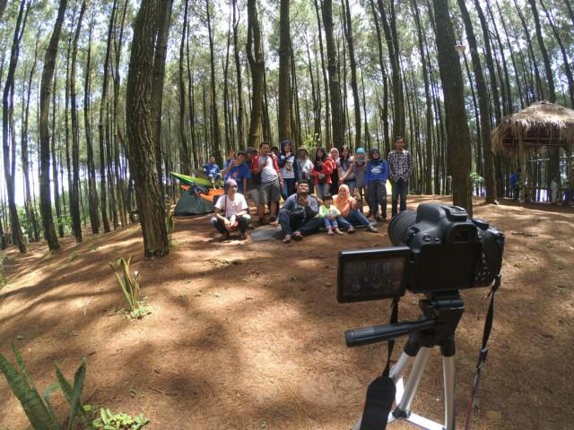 Romantisnya Pinus Pengger di Yogyakarta, Cocok Dinikmati Bersama Pasangan