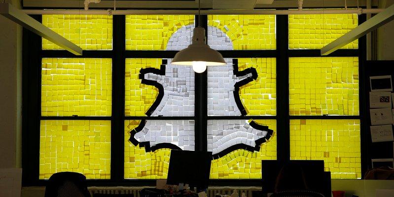 Snapchat Hilangkan Border Putih pada Stories melalui Update
