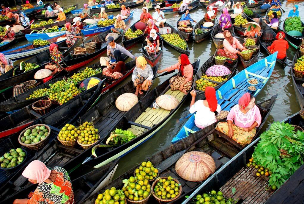 5 Destinasi Wisata Keluarga di Banjarmasin