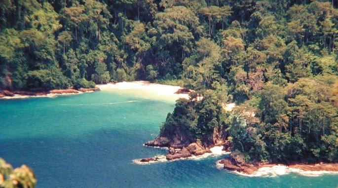 Pesona Cantik Pantai Rancababakan Nusakambangan yang Eksotis