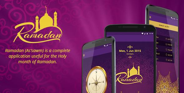 Deretan Aplikasi Pendukung Dalam Ibadah Puasa Ramadhan