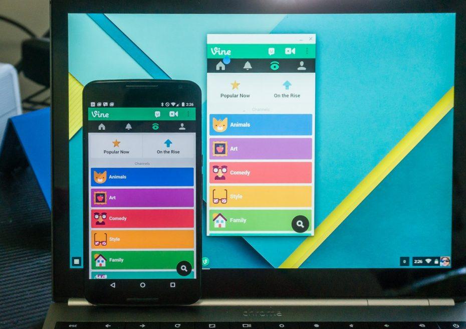 Aplikasi Android Akhirnya Hadir Di Chromebook