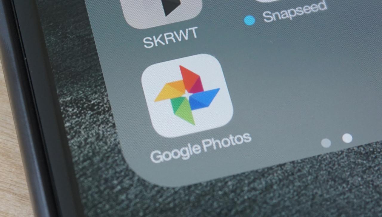 Google Photos Capai 1 Miliar Unduhan