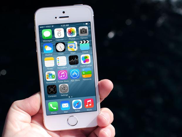 iPhone 5S Kebagian Pembaharuan iOS 11