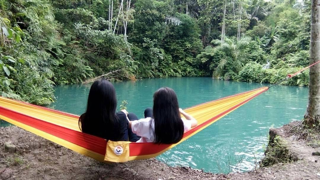 Tangkahan Bah Alip Jadi Surga Tersembunyi di Sumatera Utara