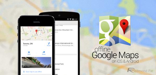 Cara Gunakan Peta Offline Ketika Mudik