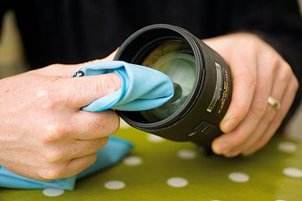 Simak Cara Membersihkan Lensa Kamera Berikut Ini
