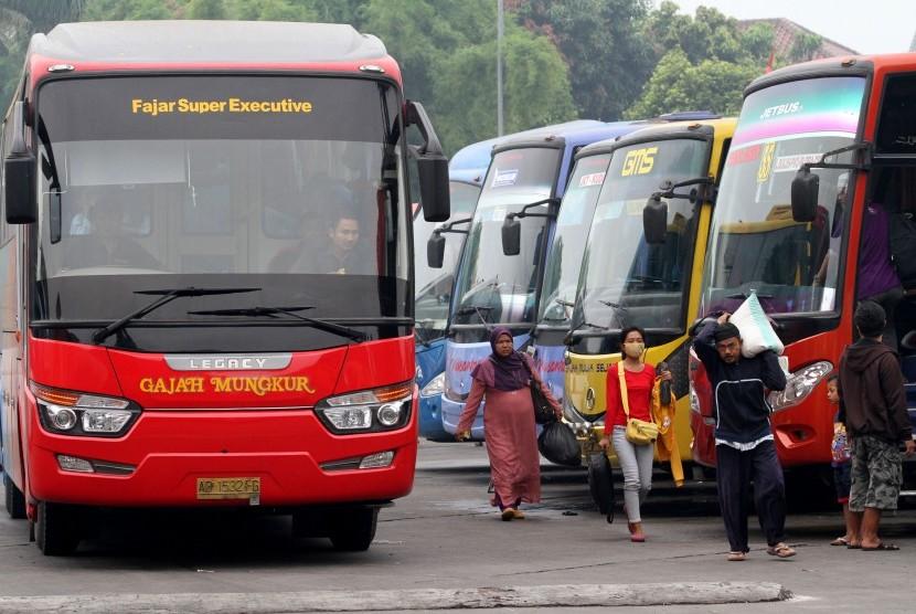 Tips Aman Bermudik Ria Dengan Naik Bus Menjelang Lebaran