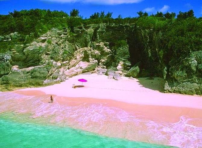 Selami Keindahan Panorama Pantai Tiga Warna di Malang