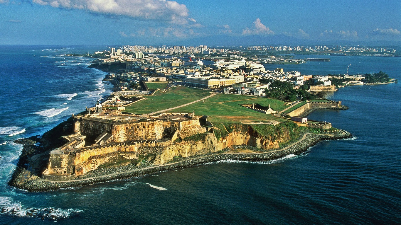 Booming Lagu 'Despacito', Menaikkan Pariwisata Puerto Rico Hingga 45%